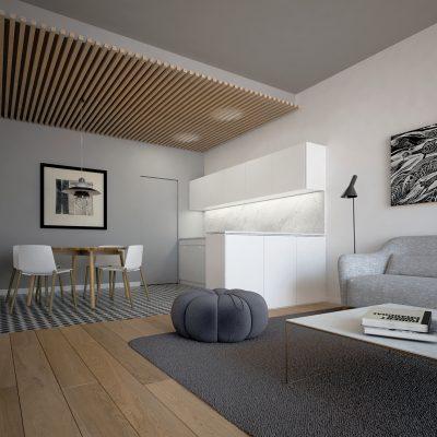Taulat 74 - Apartamento 01