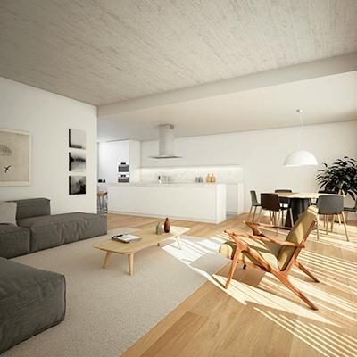 Cartagena 202 -Apartamento tipo D